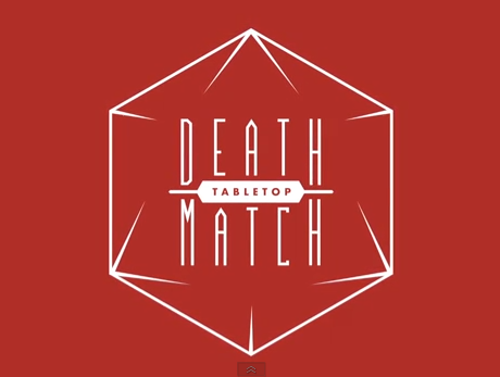 CAH's Tabletop Deathmatch – Teaser